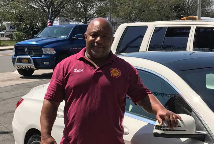 channel drive service station about image